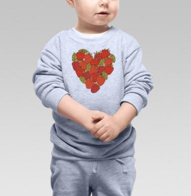 Дары лета - Купить детские свитшоты романтика в Москве, цена детских свитшотов романтических  с прикольными принтами - магазин дизайнерской одежды MaryJane