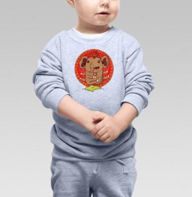 Слон Шива - Купить детские свитшоты абстрактные в Москве, цена детских свитшотов абстрактных  с прикольными принтами - магазин дизайнерской одежды MaryJane