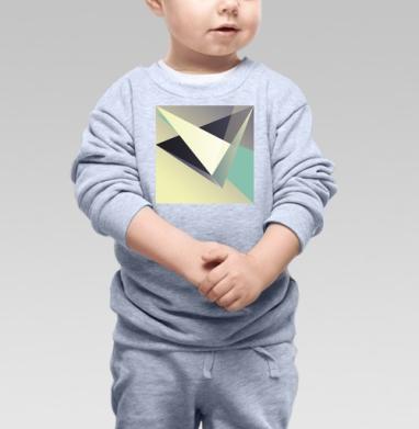Вариация реальности - Купить детские свитшоты абстрактные в Москве, цена детских свитшотов абстрактных  с прикольными принтами - магазин дизайнерской одежды MaryJane
