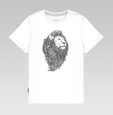 Грива - Купить детские футболки с графикой в Москве, цена детских футболок с графикой  с прикольными принтами - магазин дизайнерской одежды MaryJane