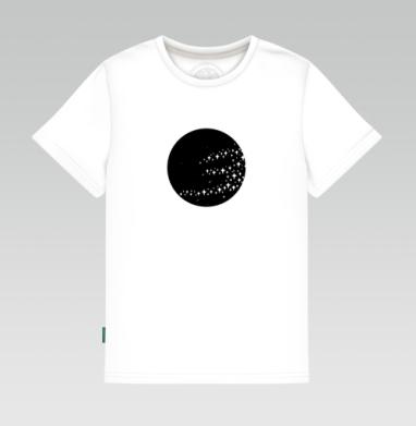 Mazda 3 in Space, Детская футболка белая