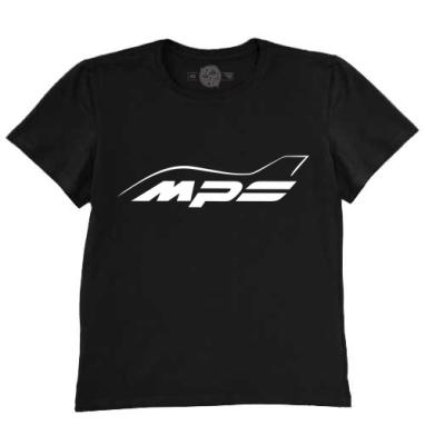 Mazda MPS Аeroplane, Футболка мужская чёрная 200гр
