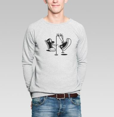 КАЧЕЛИ - Купить мужские свитшоты спортивные в Москве, цена мужских  спортивных  с прикольными принтами - магазин дизайнерской одежды MaryJane