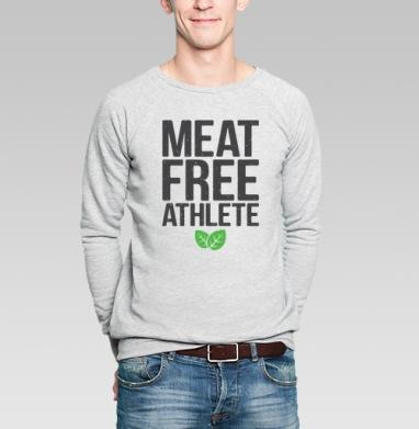 ВЕГАН СПОРТ - Купить мужские свитшоты спортивные в Москве, цена мужских  спортивных  с прикольными принтами - магазин дизайнерской одежды MaryJane