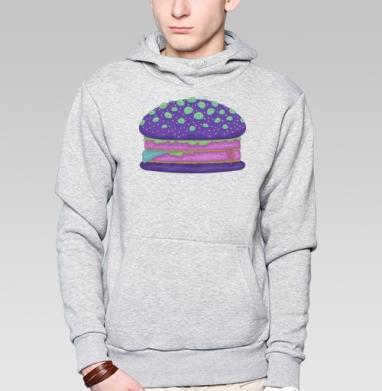 Инопланетный бургер - Американские толстовки