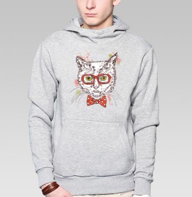 Котя-хипстер - Модные, стильные толстовки.