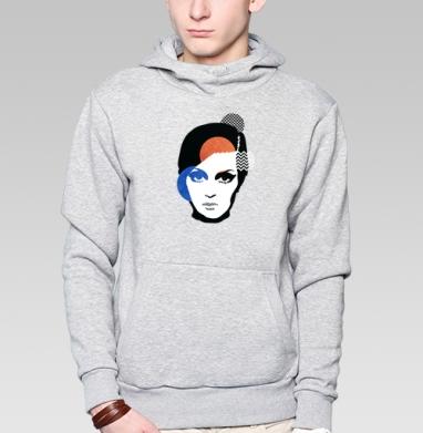 MOD - Купить мужские толстовки модные в Москве, цена мужских  модных  с прикольными принтами - магазин дизайнерской одежды MaryJane