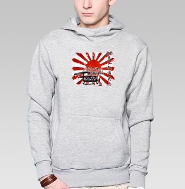 Путь Воина - Купить мужские толстовки Ниндзя в Москве, цена мужских  Ниндзя  с прикольными принтами - магазин дизайнерской одежды MaryJane