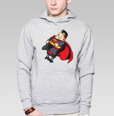 Super Karl - Купить мужские толстовки Ниндзя в Москве, цена мужских  Ниндзя  с прикольными принтами - магазин дизайнерской одежды MaryJane
