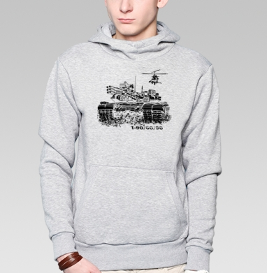 T-90/60/90 - Толстовки с ниндзя