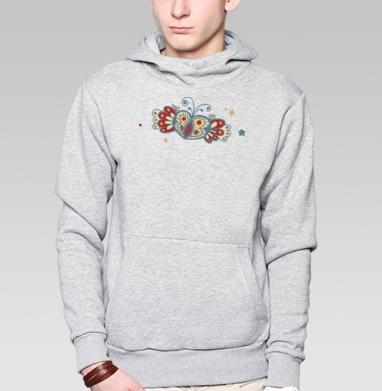 Тепло винтажных кружев - Купить мужские толстовки ретро в Москве, цена мужских толстовок ретро  с прикольными принтами - магазин дизайнерской одежды MaryJane