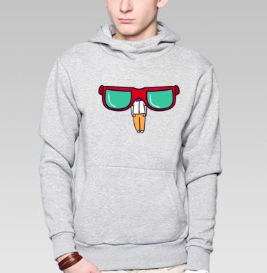 Хипстер и очки - Модные, стильные толстовки.