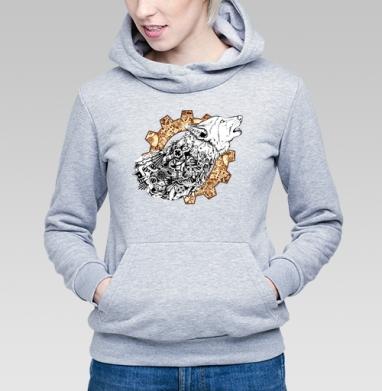 Волк - Купить детские толстовки с волками в Москве, цена детских толстовок с волками  с прикольными принтами - магазин дизайнерской одежды MaryJane
