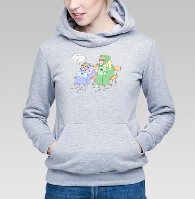 Бабули - Купить детские толстовки СССР в Москве, цена детских  СССР  с прикольными принтами - магазин дизайнерской одежды MaryJane