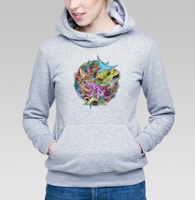 Color nature - Купить детские толстовки с геометрическим рисунком в Москве, цена детских  с геометрическим рисунком  с прикольными принтами - магазин дизайнерской одежды MaryJane