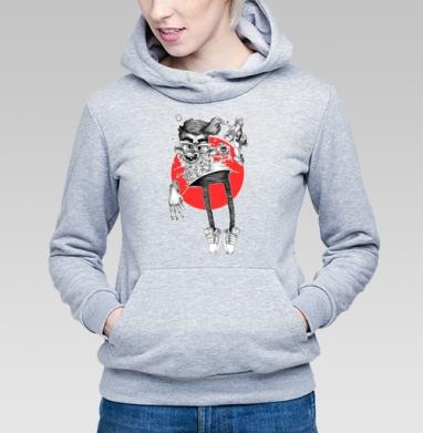 Дядька с оружием - Купить детские толстовки с оружием в Москве, цена детских толстовок с оружием  с прикольными принтами - магазин дизайнерской одежды MaryJane