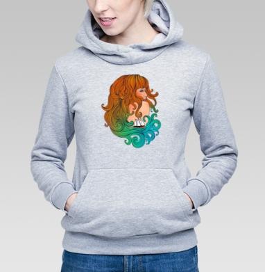 Girl & sea - Купить детские толстовки романтика в Москве, цена детских толстовок романтических  с прикольными принтами - магазин дизайнерской одежды MaryJane