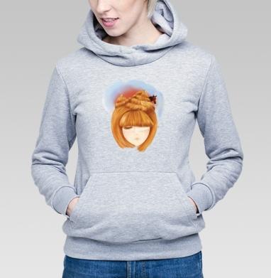 Girl - Купить детские толстовки осень в Москве, цена детских толстовок осенних  с прикольными принтами - магазин дизайнерской одежды MaryJane
