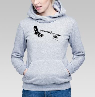 Gonzo - Купить детские толстовки с оружием в Москве, цена детских толстовок с оружием  с прикольными принтами - магазин дизайнерской одежды MaryJane