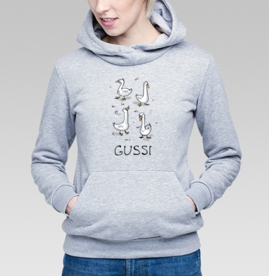 GUSSI - Купить детские толстовки с птицами в Москве, цена детских толстовок с птицами  с прикольными принтами - магазин дизайнерской одежды MaryJane