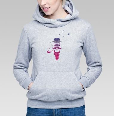 Кассета - Купить детские толстовки музыка в Москве, цена детских толстовок музыкальных  с прикольными принтами - магазин дизайнерской одежды MaryJane