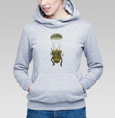 Клоп десант - Купить детские толстовки военные в Москве, цена детских толстовок военных с прикольными принтами - магазин дизайнерской одежды MaryJane