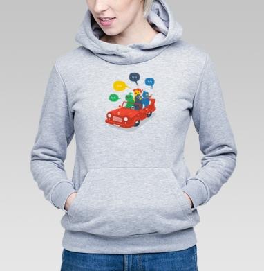 Кукушки - Купить детские толстовки с автомобилями в Москве, цена детских  с автомобилями  с прикольными принтами - магазин дизайнерской одежды MaryJane