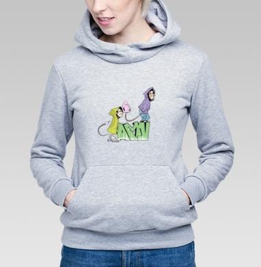Monkeys - Купить детские толстовки с геометрическим рисунком в Москве, цена детских  с геометрическим рисунком  с прикольными принтами - магазин дизайнерской одежды MaryJane