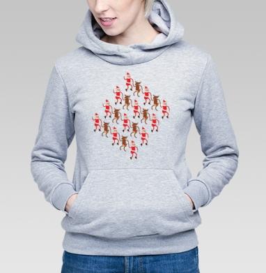 Олени и гномики - Купить детские толстовки с людьми в Москве, цена детских толстовок с людьми  с прикольными принтами - магазин дизайнерской одежды MaryJane