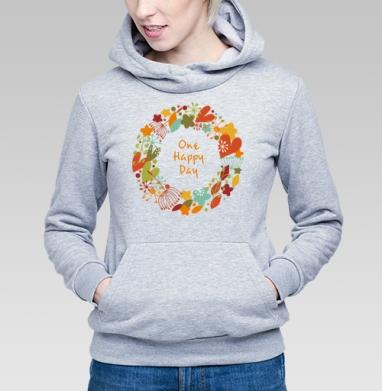 One happy day - Купить детские толстовки с любовью в Москве, цена детских толстовок с любовью  с прикольными принтами - магазин дизайнерской одежды MaryJane