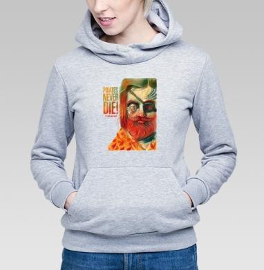 Пираты не умирают - Купить детские толстовки с татуировками в Москве, цена детских  с татуировками  с прикольными принтами - магазин дизайнерской одежды MaryJane