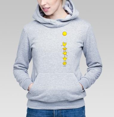 Почти яичница:) - Купить детские толстовки с солнцем в Москве, цена детских толстовок с солнцем с прикольными принтами - магазин дизайнерской одежды MaryJane