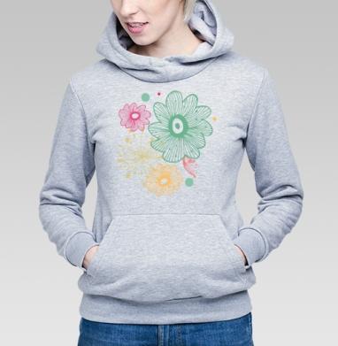 Полоса лета - Купить детские толстовки ретро в Москве, цена детских толстовок ретро  с прикольными принтами - магазин дизайнерской одежды MaryJane