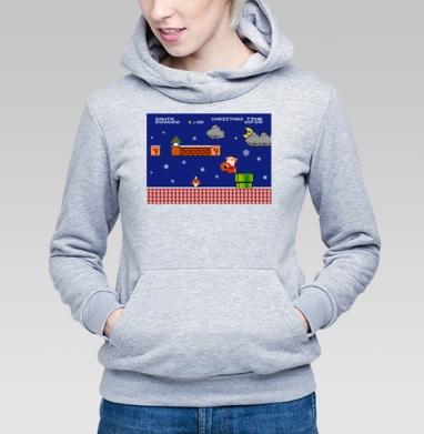Santa Mario - Купить детские толстовки с играми в Москве, цена детских  с играми  с прикольными принтами - магазин дизайнерской одежды MaryJane