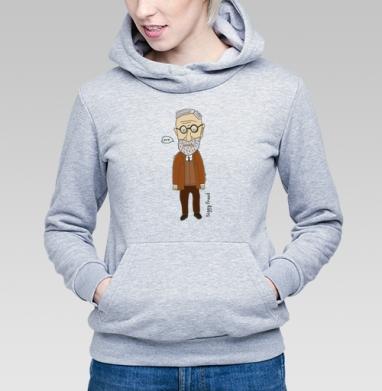 Sigmund Siggy Freud - Купить детские толстовки секс в Москве, цена детских толстовок секс  с прикольными принтами - магазин дизайнерской одежды MaryJane