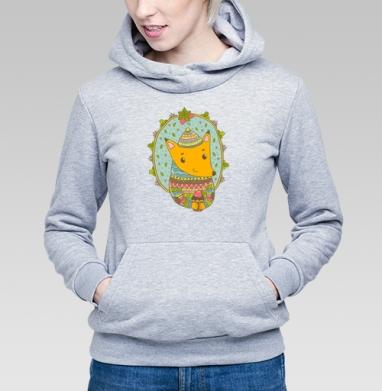 Сладкоежка мистер лис - Купить детские толстовки с лисой в Москве, цена детских толстовок с лисой  с прикольными принтами - магазин дизайнерской одежды MaryJane