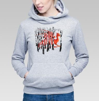 Среди родных берёз - Купить детские толстовки Новый год в Москве, цена детских толстовок новогодних  с прикольными принтами - магазин дизайнерской одежды MaryJane