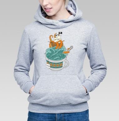 Tea - Купить детские толстовки с пиратом в Москве, цена детских толстовок пиратских с прикольными принтами - магазин дизайнерской одежды MaryJane