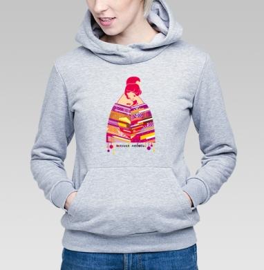 Только любовь - Купить детские толстовки нежность в Москве, цена детских толстовок нежность  с прикольными принтами - магазин дизайнерской одежды MaryJane
