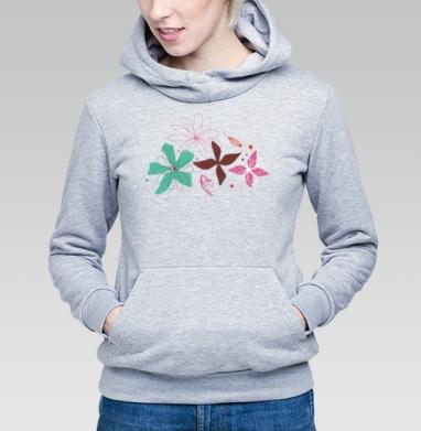 В летнем воздухе - Купить детские толстовки абстрактные в Москве, цена детских толстовок абстрактных  с прикольными принтами - магазин дизайнерской одежды MaryJane