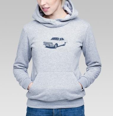 Volga GAZ-24 - Купить детские толстовки с автомобилями в Москве, цена детских толстовок с автомобилями  с прикольными принтами - магазин дизайнерской одежды MaryJane