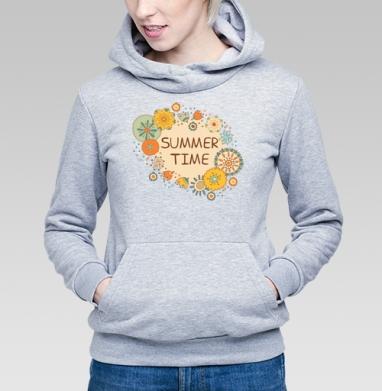 Время лета - Купить детские толстовки красивые в Москве, цена детских  красивых  с прикольными принтами - магазин дизайнерской одежды MaryJane