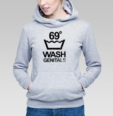 WASH GENITALS 69 - Купить детские толстовки секс в Москве, цена детских  секс  с прикольными принтами - магазин дизайнерской одежды MaryJane
