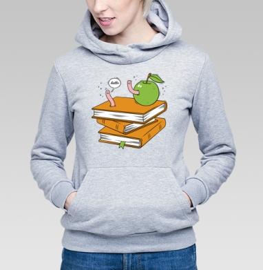 Worms - Купить детские толстовки с фруктами в Москве, цена детских толстовок с фруктами  с прикольными принтами - магазин дизайнерской одежды MaryJane