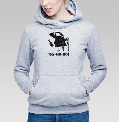 Йо-хо-хо - Купить детские толстовки с птицами в Москве, цена детских толстовок с птицами  с прикольными принтами - магазин дизайнерской одежды MaryJane
