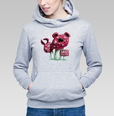ЗБС! - Купить детские толстовки с грибами в Москве, цена детских толстовок с грибами с прикольными принтами - магазин дизайнерской одежды MaryJane