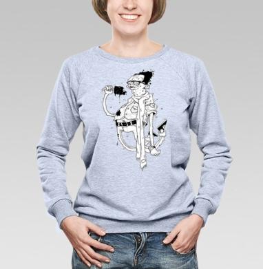 Дядька с мороженым - Купить детские свитшоты с мороженным в Москве, цена детских свитшотов с мороженным  с прикольными принтами - магазин дизайнерской одежды MaryJane