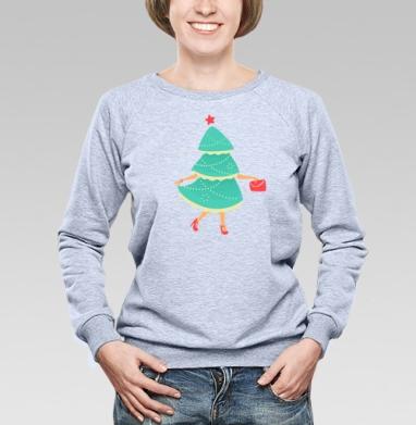 Елка-Красавица - Купить детские свитшоты модные в Москве, цена детских свитшотов модных  с прикольными принтами - магазин дизайнерской одежды MaryJane