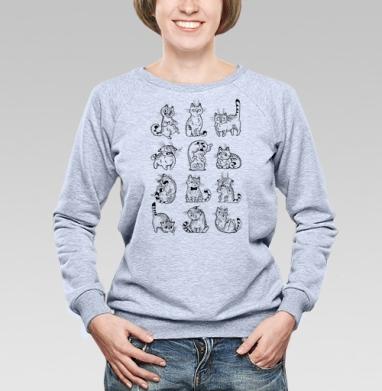 Кот Макс - Купить детские свитшоты с персонажами в Москве, цена детских свитшотов с персонажами  с прикольными принтами - магазин дизайнерской одежды MaryJane