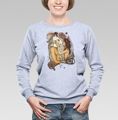 Кроликачасы - Купить детские свитшоты красивые в Москве, цена детских свитшотов красивых  с прикольными принтами - магазин дизайнерской одежды MaryJane